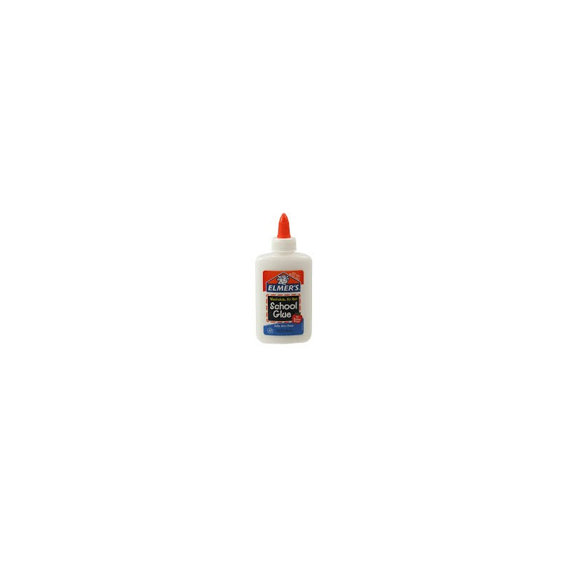 Glue 4 oz Bottle Elmers