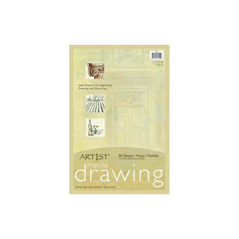 manila drawing paper 9 inch x 12 inch