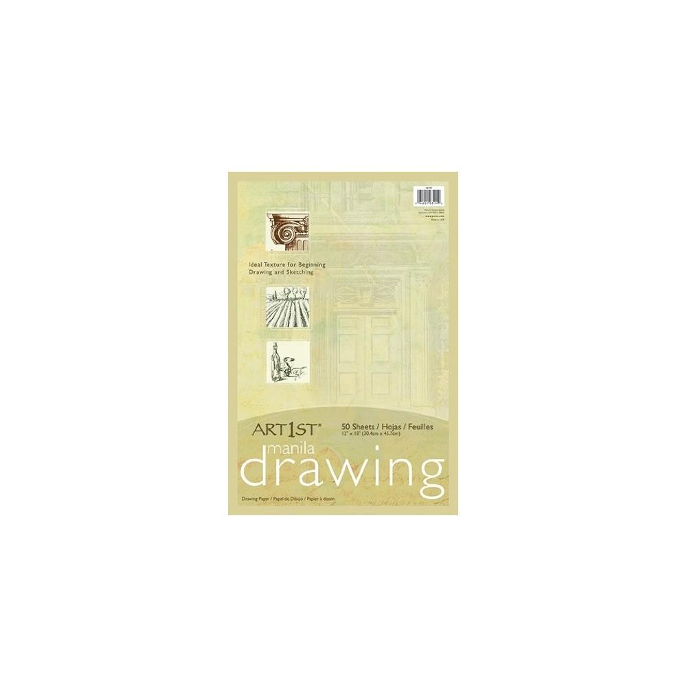 "30 Paks Pacon Manila Drawing Paper of 50 Sheets 9/""x 12/"" Art Supplies 1500 Sheets"