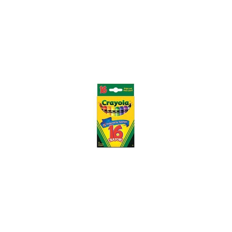 Crayola Crayon 16 count