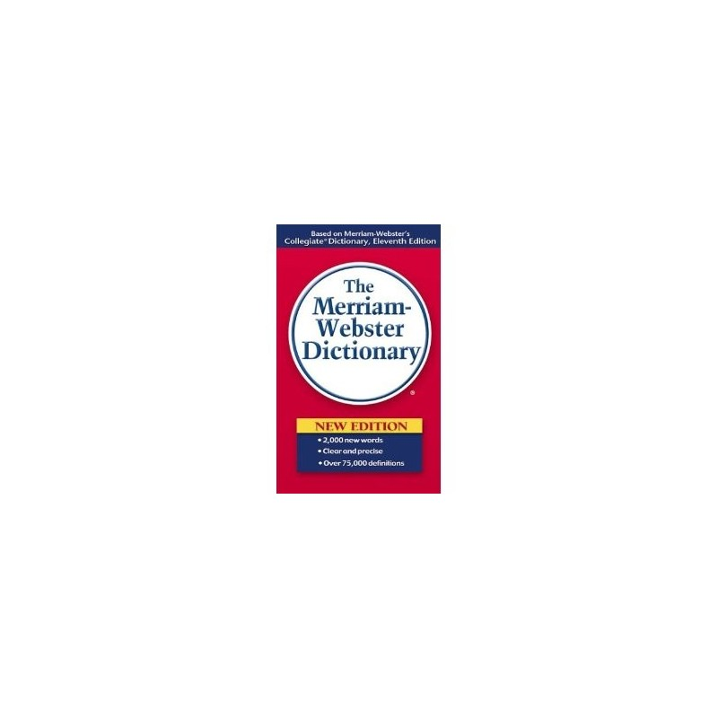 Dictionary, Websters II, pkt size, 3rd edition