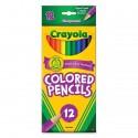 Colored Pencils, 12 count Crayola