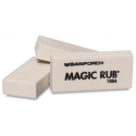Magic rub eraser white each Brand: Sanford