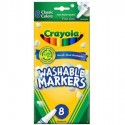 Markers Crayola fine classic colors 8 count