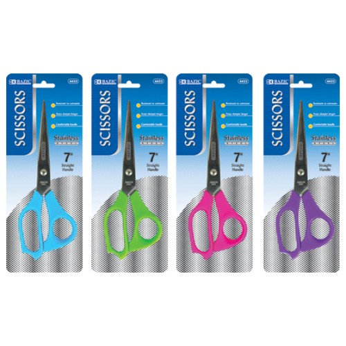 Scissors, 7 in., pointed