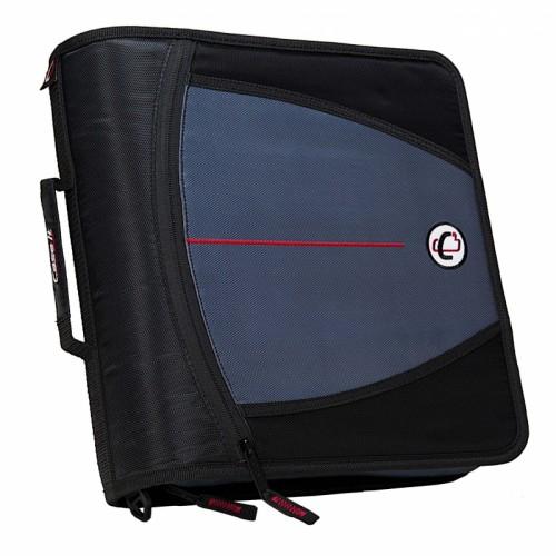 Case-It Mighty Zip 3 inch Zipper Binder d-146