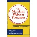 Thesaurus 3.5 inch x 5.75 inch Brand Websters SYG