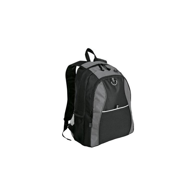 Contrast Honeycomb Backpack
