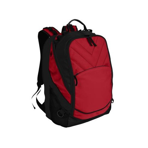 a Xcape laptop computer backpack