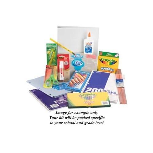 1st School Supply Pack - Grissom Elem