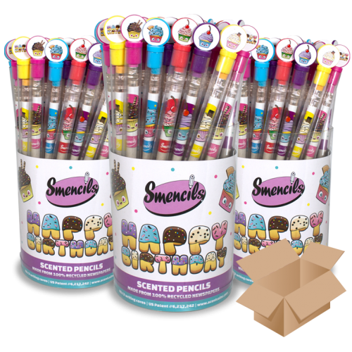 Birthday Smencils