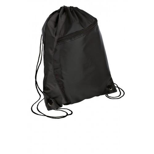 Port Authority® - Colorblock Cinch Backpack