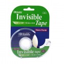 Tape invisible with dispenser 3/4 inch x 36 yards.