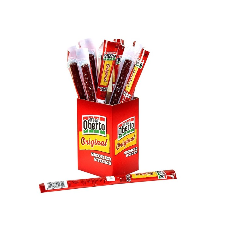 Oberto Smoked Sticks Pack