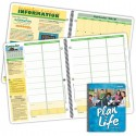 Planner, 2045D Plan for Life Middle School Student Planner Dated