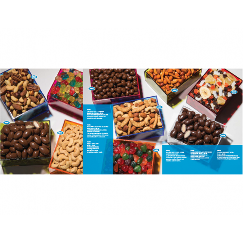 Nuts About Snacks Fundraiser Order Taker Program