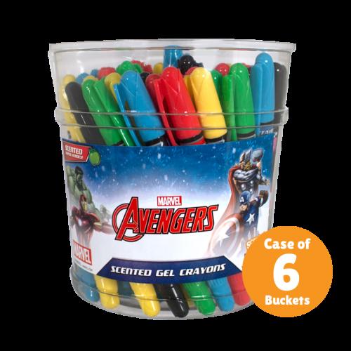 Gel Crayons, Marvel Avengers