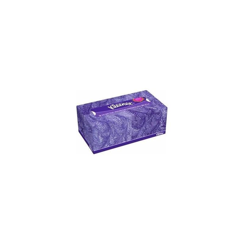 Tissue, facial, Large box, 160 ct