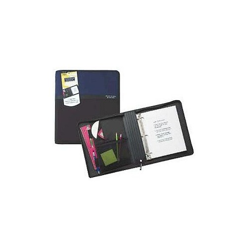 Zipper binder 2 inch Mead 5 Star asst colors