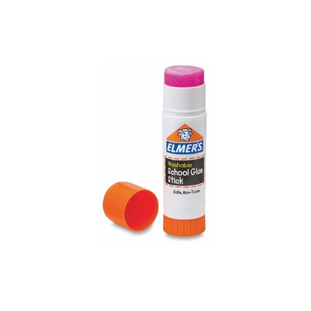 glue stick purple dries clear 24oz brand elmers