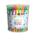 Sketch and Sniff Gel Crayons