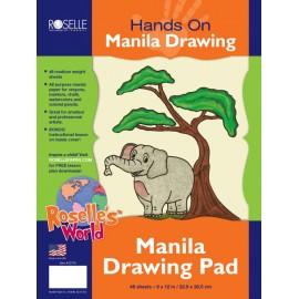 Manila Drawing Paper