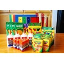 Build your own pack of school supplies!